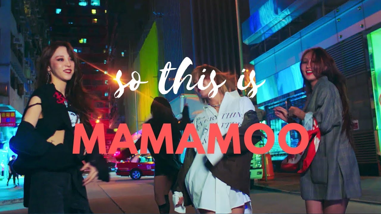 a (possibly) helpful guide to: MAMAMOO