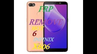 Infinix X606 Frp Cm2