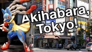 Akihabara, Tokyo [4K Vlog] • 5.12.16