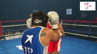 IPP White Collar Boxing Singapore May 2018 - Bout 9