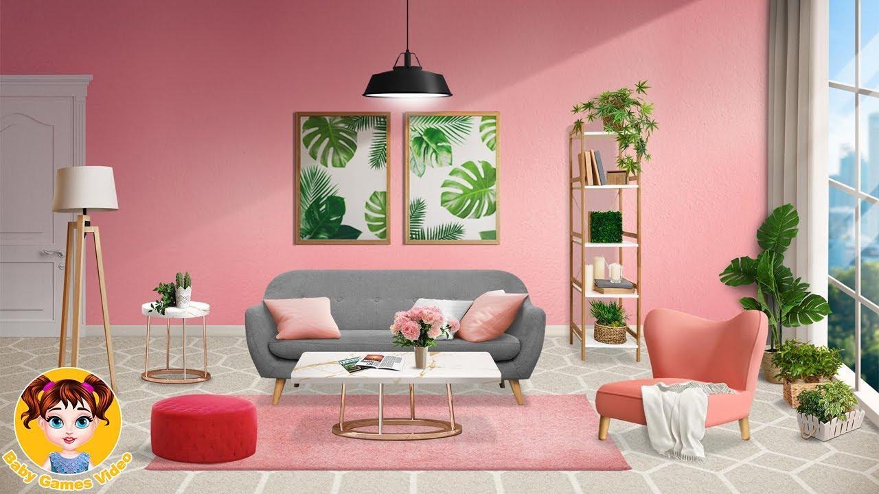My Home Design   Modern City   Match 32 Decorating Game