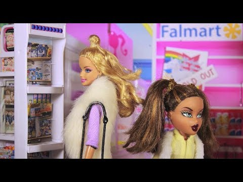 The Gift - A Barbie parody in stop motion *FOR MATURE AUDIENCES*