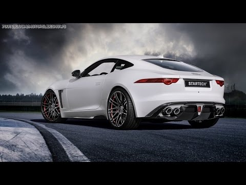 Startech Jaguar F-Type Tuning Package