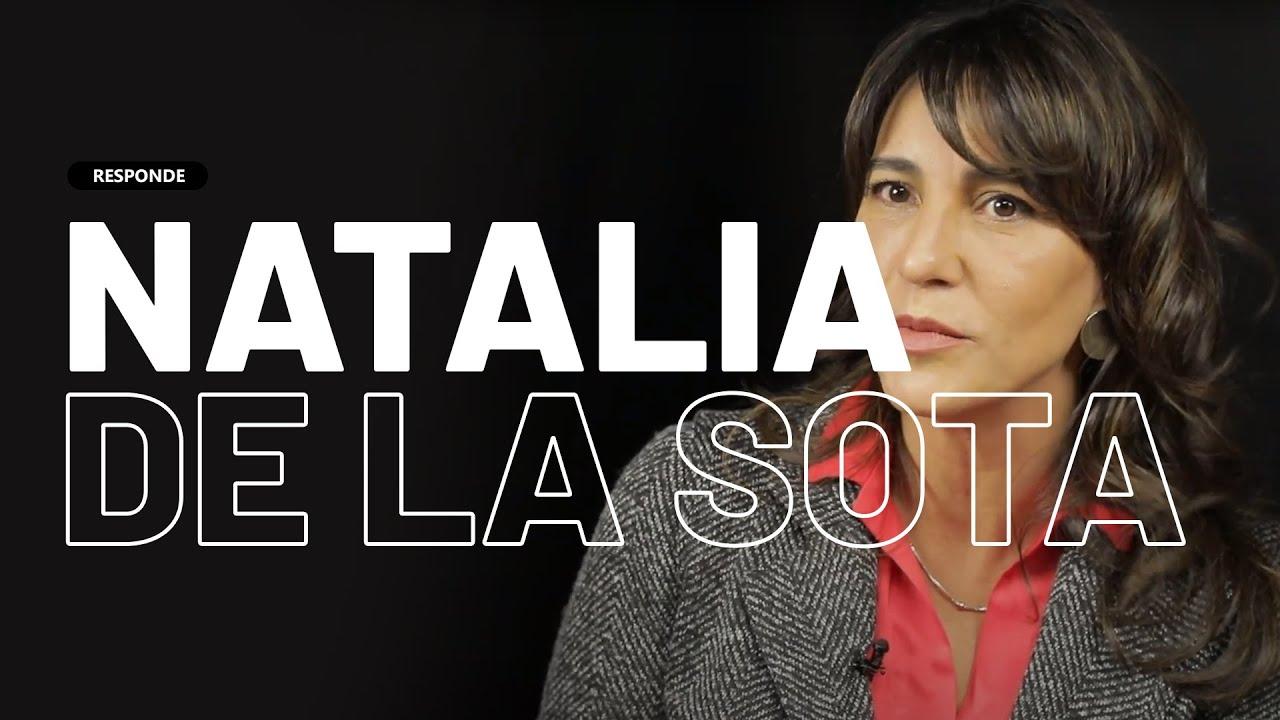 """Natalia de la Sota ¿prenda de unión entre Fernández y Schiaretti?: """"Lo que pueda hacer, allí estaré"""""""