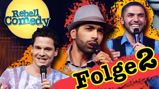 RebellComedy vom 25.10.2014