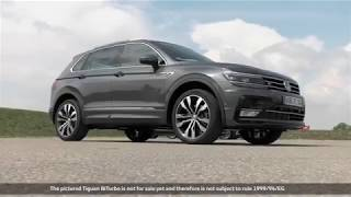 Volkswagen Tiguan  BiTurbo with 176 kW   240 hp