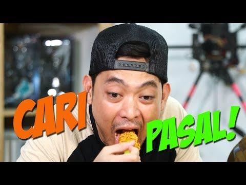 Maggi Pedas Giler & Samyang Challenge bersama Aril! (edited Version)