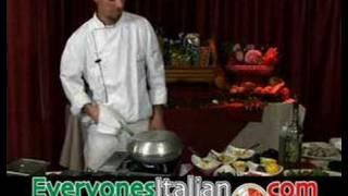 Italian Bada Bing Calamari