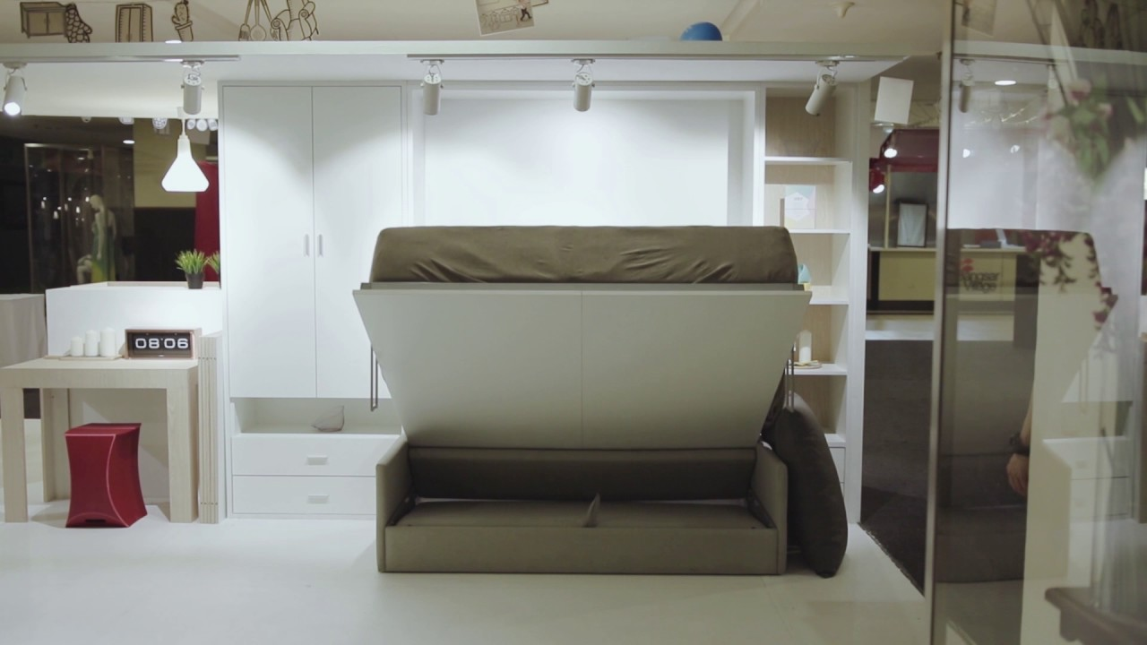 Cameralogue.my Studio With Malaysia Furniture Murano Sofa Wall Bed