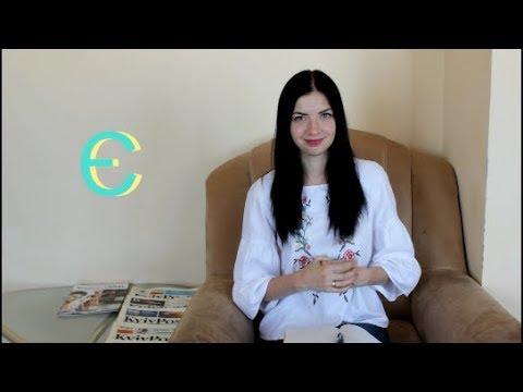 How to learn cyrillic alphabet (Ukrainian alphabet)
