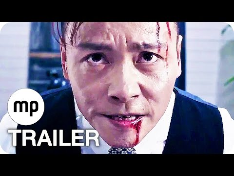 LETHAL WARRIOR Trailer German Deutsch (2016)
