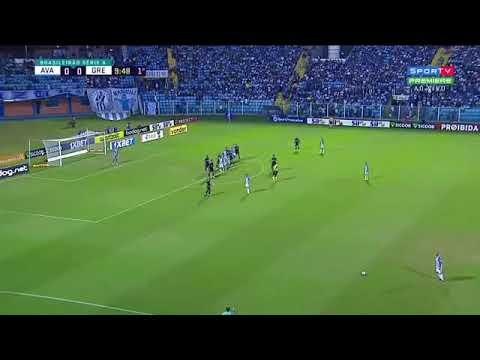 Avaí 1 x 1 Grêmio - Melhores Momentos e Gols | Brasileiro 2019 01/05/2019