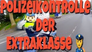 KTM Supermoto ohne DB Killer vs Motorrad Polizei  👎