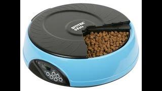 Автоматическая кормушка (Автокормушки ) для кошек или для собак  Sititek