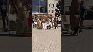 DonNews.ru Спектакль дольщиков Ростов-на-Дону 1.04.2018
