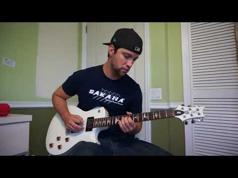 Jason Aldean- My kinda party ( guitar cover)
