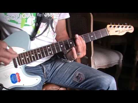 Sway Rolling Stones cover G tuning