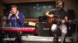 Death Cab For Cutie - Soul Meets Body (Live at KROQ)