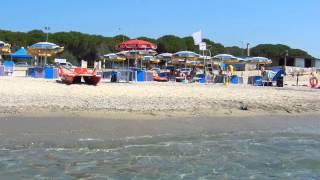 Camping Case Vacanza Lungomare - La spiaggia - Cropani Marina