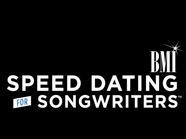 BMI Speed Dating - short intro with CKAY, Nov 2019