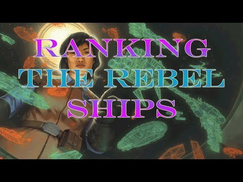 Armada - Ranking Rebel Ships