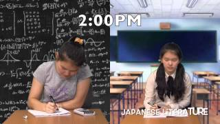 Daily Life of an American vs. Japanese High School Student