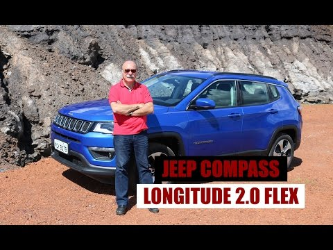 Teste do Jeep Compass Longitude 2.0 Flex, por Emilio Camanzi