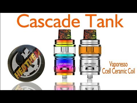 Vaporesso's Best Tank Yet? The Cascade Sub Ohm Tank