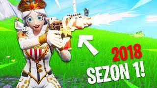 """WRÓCIŁEM DO """"SEZONU 1"""" w Fortnite!"""