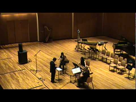 Ching-Wen Chao: Natural Boundary For Violin , Cello, Zheng And Electronic