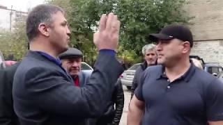 Условия проживания в общежитии №2 проверил глава района Магомед Алхасов
