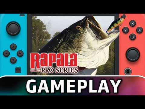 Rapala Fishing Pro Series | First 20 Minutes On Nintendo Switch