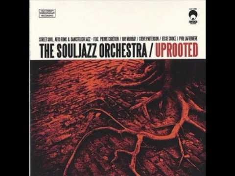 The Souljazz orchestra - Red light mp3