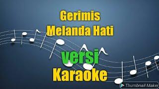 Eri susan - gerimis melanda hati versi karaoke