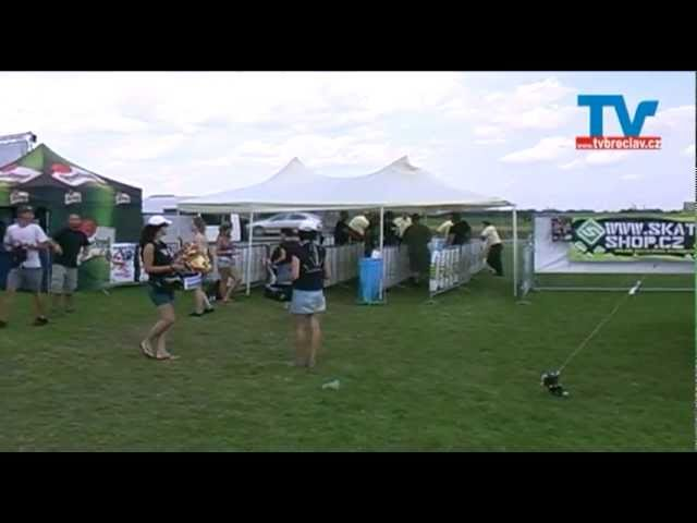 Creamfields Central Europe Breclav 2009 - Czech Republic - videoreport www.TocVideo.cz