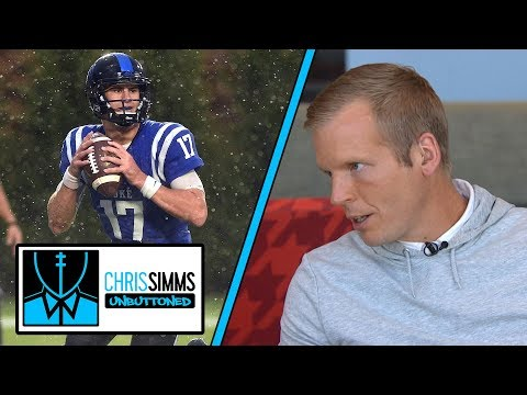 NFL Draft 2019: New York Giants' best options at quarterback | Chris Simms Unbuttoned
