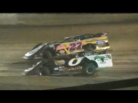 RUSH Crate Late Model Heat Two | Eriez Speedway | September Sweep | 9-23-16