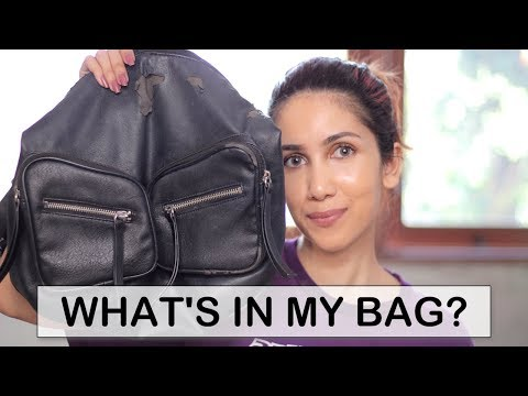 WHAT'S IN MY BAG | Suhaysalim