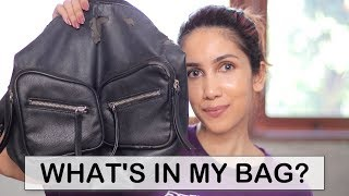 WHAT'S IN MY BAG | suhaysalim