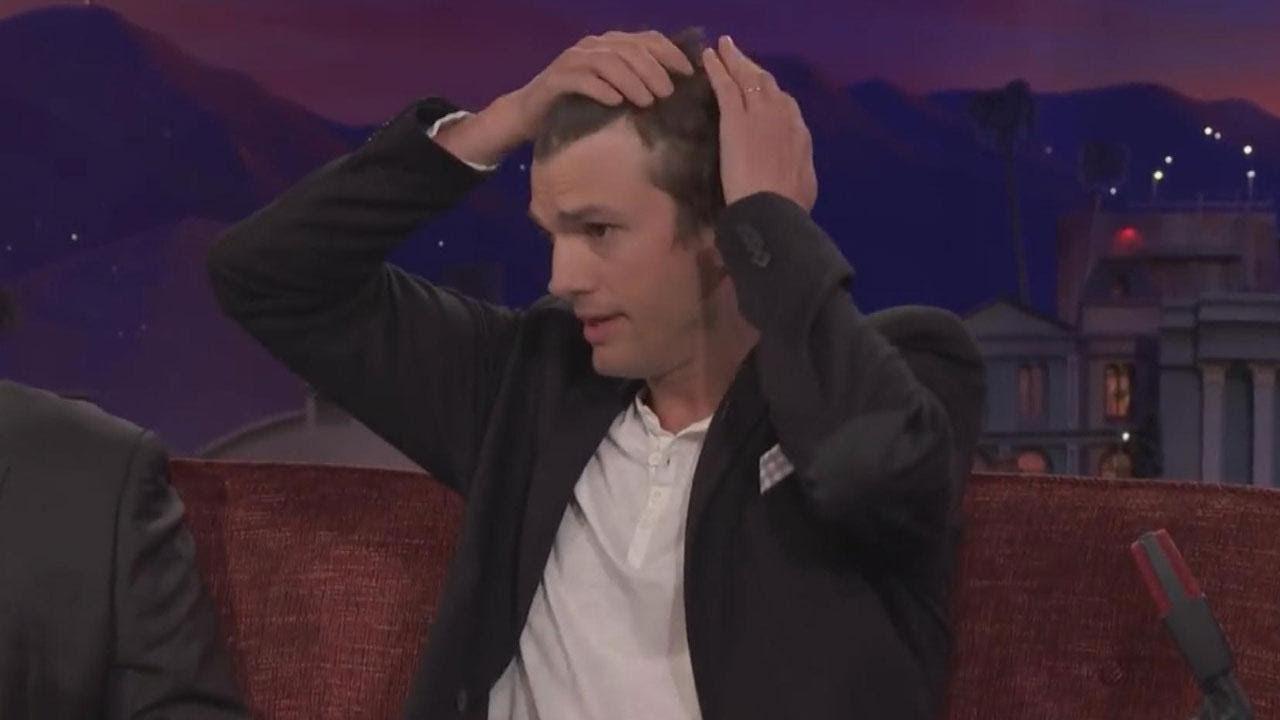Ashton Kutcher Reveals...
