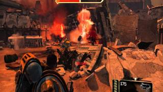 Warhammer 4000 - Space Marines ( PC Gameplay )