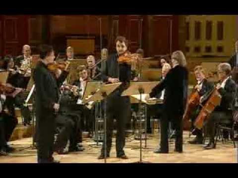 Stefan Tarara plays at 14th International Henryk Wieniawski Violin Competition 2011 (Stage 3)