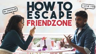 How To Escape Friendzone | Valentine's Day Special | Ft. Maari and Jagan Krishnan | Put Chutney