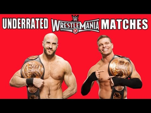 Most Underrated WrestleMania Matches - WWE Inbox 164
