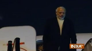 PM Modi Reaches Kabul, Will Inaugurate Afghanistan
