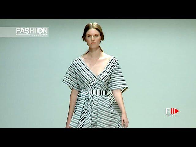 T'NICHE Spring Summer 2017 SAFW - Fashion Channel