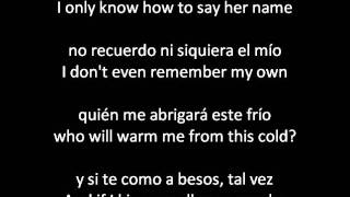 Nek Laura No Esta (Lauras Not Here) Con Letra/Lyrics ENGLISH AND SPANISH