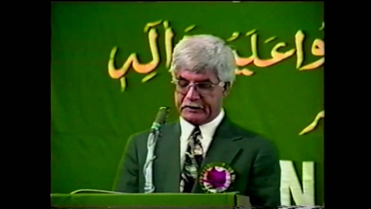 Noble Character of the Prophet (saws)-3/6- Justice Bahauddin Baha ...