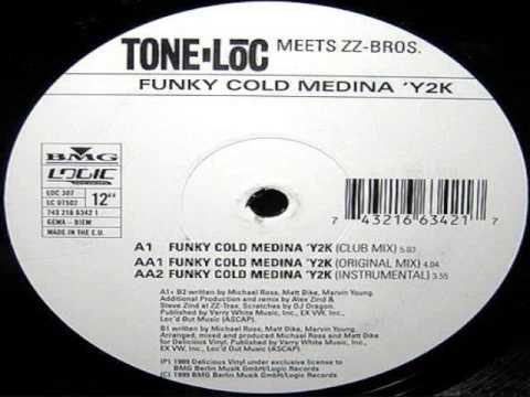 Tone Loc Meets ZZ-Bros. - Funky Cold Medina 'Y2K (Club Mix)