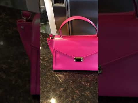 TIME TO MOVE ON   MICHAEL KORS WHITNEY RETRO   WHAT'S IN MY